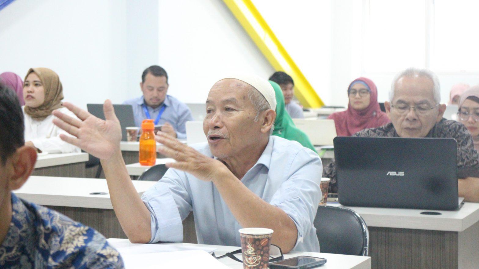 LOKAKARYA INTERNAL KURIKULUM PROGRAM STUDI SARJANA FARMASI (PSSF) DAN PROGRAM STUDI PROFESI APOTEKER (PSPA) SEKOLAH TINGGI FARMASI INDONESIA (STFI)